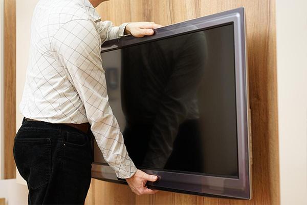 راهنمای حمل تلویزیون در اسباب کشی