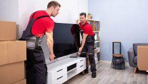 راهنمای حمل تلویزیون در اسباب کشی ،چگونه تلویزیون خود را جابجا کنیم؟