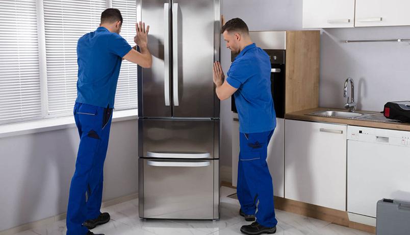 جابجایی یخچال ،چگونه یخچال را برای اسباب کشی آماده کنیم؟