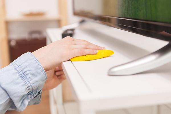 تمیز کردن وسایل منزل قبل از اسباب کشی