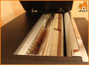 نحوه صحیح حمل پیانو