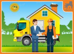 خدمات اسباب کشی و بسته بندی وسایل منزل