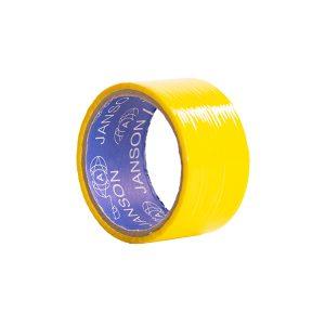 چسب پهن بسته بندی رنگ زرد
