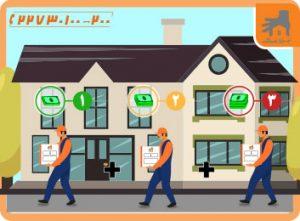 دستمزد کارگر موثر در هزینه باربری