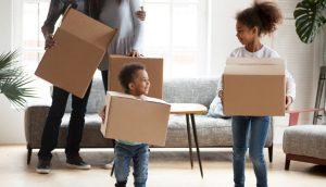 آماده سازی کودکان برای اسباب کشی ،اول از همه به فکر فرزندتان باشید!