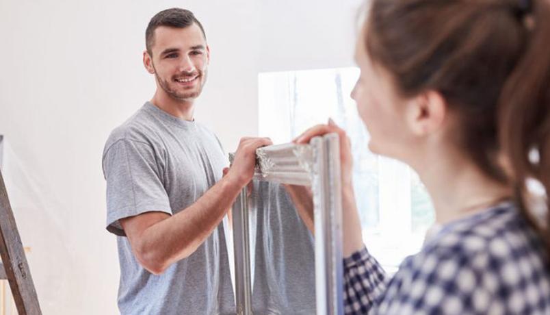 بستهبندی آینه ،جلوگیری از آسیب دیدن آینه در اسباب کشی!