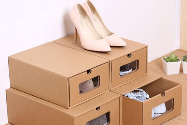 نحوه بسته بندی کفش