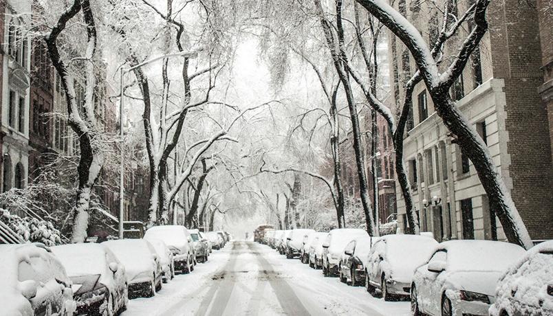 چگونه در زمستان اسباب کشی کنیم؟