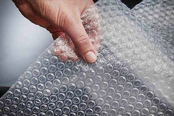 پلاستیک حباب دار