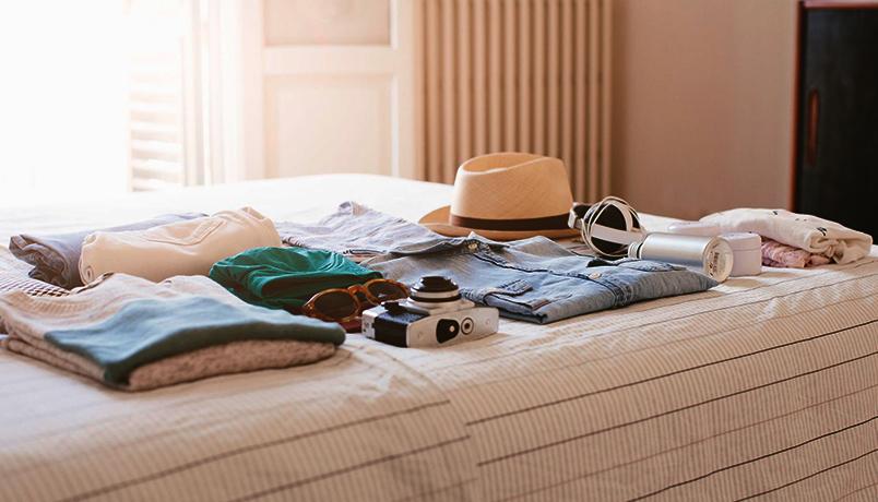 نحوه بسته بندی اتاق خواب